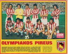 Team Photos, Football Team, Athlete, Poster, Comic Books, Retro, Sports, Greece, Picture Cards