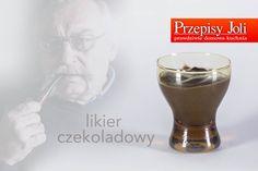 LIKIER CZEKOLADOWY - PYSZNY - DOMOWY PRZEPIS