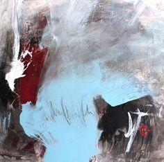 "Saatchi Art Artist Michaela Steinacher; Painting, ""just for fun..."" #art"