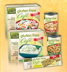 Quick prepared meals that are gluten free - The soup and seed bars are better than the frozen meals on my radar!