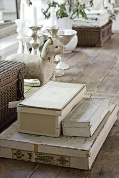 Inspiration / Shabby chic