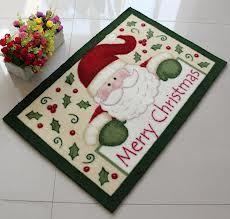 Christmas Rug . . .