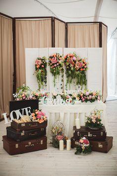 Свадебное оформление и флористика, Фото отчёты о свадьбах