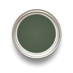 Slamfärg Oxidgrön - för kantbrädor