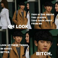 LOL... Baekyeol