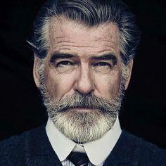 Like a boss #piercebrosnan #onsmannen #beard #beards #beardedking #beardlover #beardlove #bearded #beardlife #beardsofinstagram #instabeard #beardporn #beardnation #beardenvy #beardbrothers #baard #sakal #beardgang #beardgames #guyswithbeards #mensfashion #beardie #beastmode #beardsaresexy #ilovebeards #fitness #fashion #beardedmen #beardlovers
