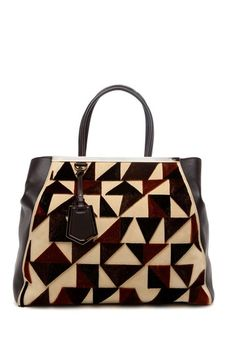 Fendi Shopping C-Barra Tote on @HauteLook $1799, down from $3787. js