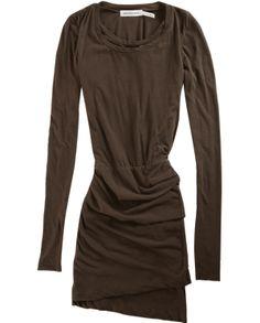 ÉTOILE ISABEL MARANT • Ruched dress