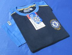 Bnwt chelsea #centenary #specially embroidered commemoration #shirt large,  View more on the LINK: 	http://www.zeppy.io/product/gb/2/200799658017/