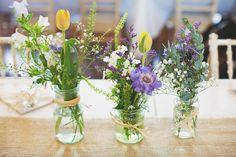 Wild & Natural Wedding Flowers » Maureen Du Preez Photography