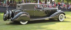 1934 Packard 1108-65 Convertible Victoria