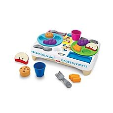 image of Fisher-Price® Laugh & Learn® Say Please™ Snack Set