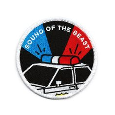'Sound Of The Beast' Patch