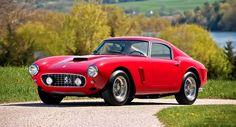✨  Ferrari 250 SWB Competizione, 1960