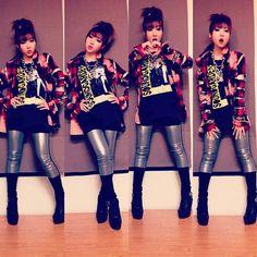 "MINZY: ""I'm looking forward to The ""YooHeeYeol's sketch book"" (Fri) A. Kpop Girl Groups, Korean Girl Groups, Kpop Girls, 2ne1 Minzy, Kpop Girl Bands, Sistar, Korean Music, Korean Singer, South Korean Girls"