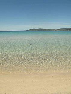 Maria Pia Beach - Alghero, Sardinia, Italy