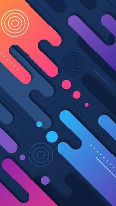 Phone Wallpaper Design, Phone Screen Wallpaper, Graphic Wallpaper, Colorful Wallpaper, Cool Wallpaper, Designer Wallpaper, Mobile Wallpaper, Pattern Wallpaper, Iphone Wallpaper