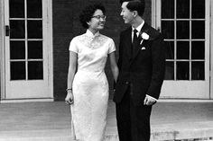 Five decades earlier, the British-born Mrs. Kao had worn a tailor-made Hong Kong qipao to her wedding.