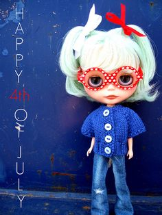 Happy 4th of July! by mademoiselleblythe, via Flickr