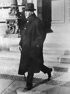 Dr. Walter Rathenau. (1867-1922) German Foreign minister during the Weimar government who was assasinated in Berlin, 1922.