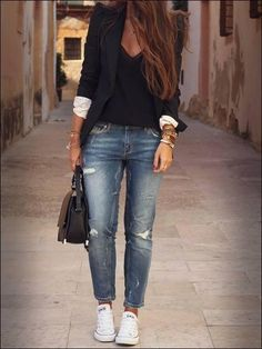 I have this shirt and really want to find a navy blazer like this