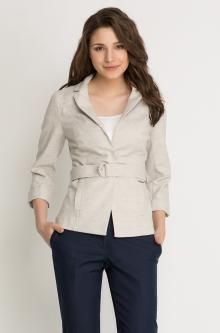 Elegáns blézer övvel Neue Trends, Blazer, Modern, Jackets, Tops, Fashion, New Fashion Trends, Down Jackets, Moda