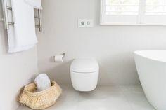 Three Birds Renovations Collaboration Three Birds Renovations House 6 Featuring The Caroma Contura Wall Hung Invisi Ii Toilet Suit Bathroom Renos