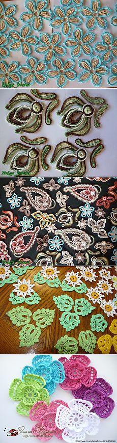 Irish Crochet ~ Ирландское | Записи в рубрике Irish Crochet ~ Ирландское | © MerlettKA® ™