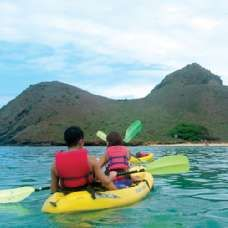 Kayaking in Hawaii - included attraction on the Go Oahu Card!