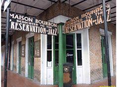 maison bourbon jazz new orleans - Google zoeken