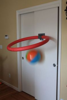 Ever Never Again: Indoor Basketball. Might make one for my office door