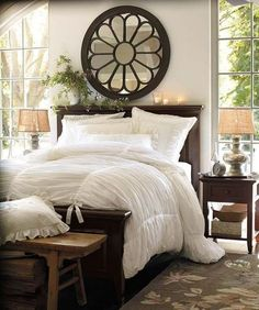 30 Fascinating Bedroom Tips | Interior Design inspirations and articles