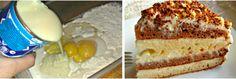 Dokonalá smotanová torta, ktorá ulahodí nielen chuťovým pohárikom, ale aj očiam. Jej príprava Vám zaberie len 30 minút času!