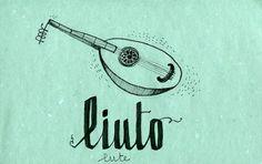 italian for my girlfriend : Lute