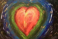 Original Love Painting by Liam Murphy Heart Painting, Love Painting, Acrylic Painting Canvas, Canvas Art, Original Paintings, Original Art, Jeff Koons, International Artist, Abstract Styles