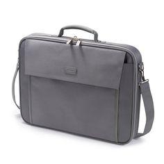 Dicota Multi Base 15 tot 17.3 inch - Laptoptas / Grijs