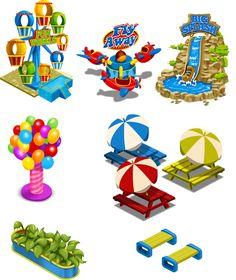 Fair Frenzy Games on Behance