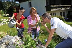 Urlaub am Kräuter-, BIO- oder Gesundheitsbauernhof//Farmholiday with herbs in Lower Austria Vacation, Health