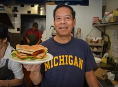 Deli made famous by 'Late Show' renames sandwich for Stephen Colbert, drops David Letterman's name from menu.