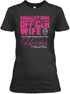 Corrections Wife - I Married My Hero