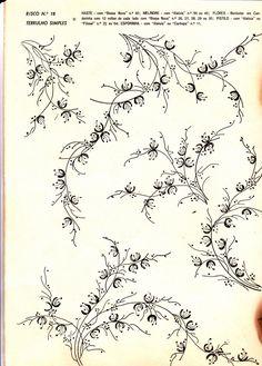 Artes da Silvana: Brazilian Embroidery