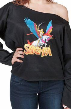 Black She-Ra Sweatshirt