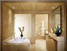 Huntley Hotel bathroom
