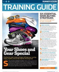 Runner's World Gear Guide