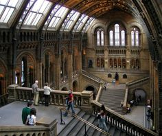London Museum of Natural History