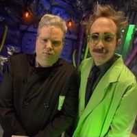 Dr Forrester & TV's Frank in London | A great cause for UK MST3K fans!