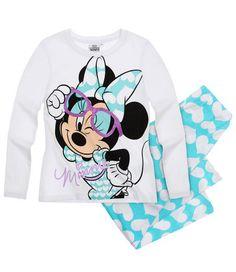 Disney Minnie Pyjama turquoise