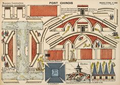 PONT CHINOIS, Chinese Bridge - Castle in the Air Online Shoppe