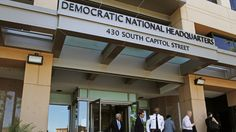 Hackers Break Into Another Democratic Party Computer System : NPR