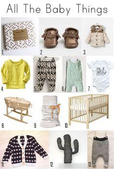 Gender Neutral Baby Picks: Part Two